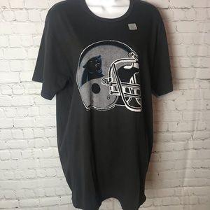 NWT Men's NFL Carolina Panthers T-shirt